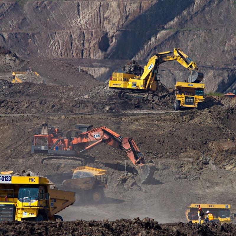 Mining & Industrial Chemicals - Fondel Chemicals